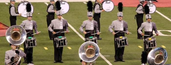 Plymouth Canton Marching Band