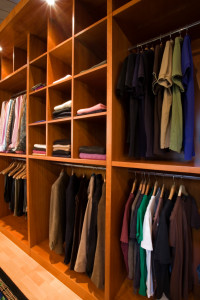 decluttered Canton and Plymouth Michigan closet
